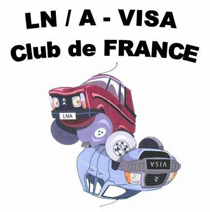 Le LN/A - VISA CLUB DE FRANCE